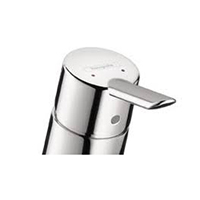 Hansgrohe 95453001 - Polished Chrome Focus S Lever Handle